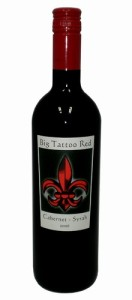 Big Tattoo Red Cabernet-Syrah 2006